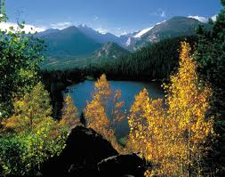 Estes Park Colorado Map by Denver Fall Foliage Visit Denver