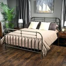 wrought iron king bed frame u2013 successnow info