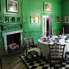 George Washingtons Mount Vernon - Mount vernon dining room