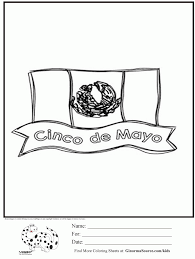 mexico flag coloring page nywestierescue com