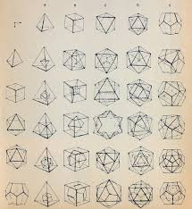 platonic solid patterns patterns kid