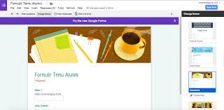 langkah membuat google form cara membuat form online di google forms marah adil