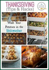 thanksgiving tips hacks you need to the house