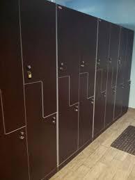 armadietti spogliatoio legno stock 12 armadietti a 4 ante e 6 panche in a sannicandro di