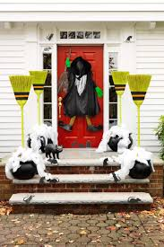 witch boot halloween decorations 50 easy halloween decorations spooky home decor ideas for halloween