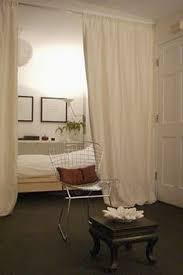 Diy Room Divider Curtain Curtains As Room Divider For Small Home Design Tricks