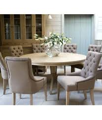 dining table round extending dining table with 6 chairs solid