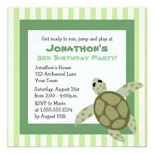 379 best turtle birthday party invitations images on pinterest