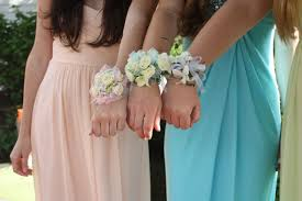 corsages for prom barlow s prom is tonight send us your photos
