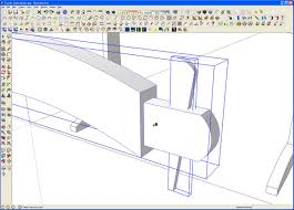 sketchup 8 pro a look at some of the solid tools finewoodworking