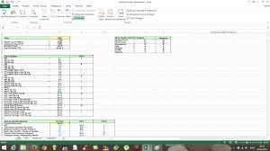 Quick Spreadsheet Free Value Investing Stock Spreadsheet