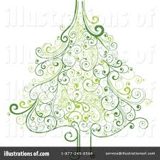 christmas tree clipart 76107 illustration by onfocusmedia