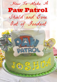 cake how to surprisingly simple free paw patrol cake how to