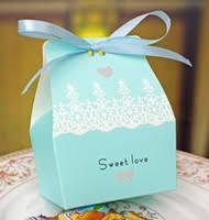 Box Wedding Favors by Blue Favor Boxes Buy Blue Favor Boxes