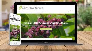 mail order native plants native foods nursery clayton glasser