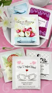 Tea Favor by Drink Mixes Wedding Favors A On A Budget