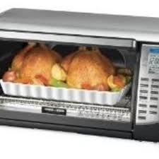 Hamilton Beach 6 Slice Convection Toaster Oven Black U0026 Decker 6 Slice Digital Advantage Convection Toaster Oven