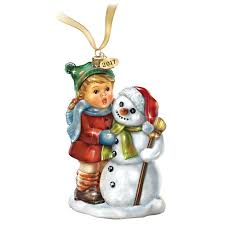 cheer 2017 m i hummel ornament collector set the