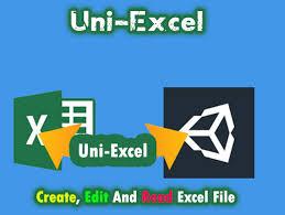 unity xl tutorial uni excel asset store