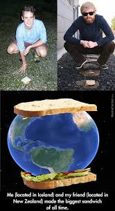 Sandwich Meme - earth sandwich for the win by dracon meme center