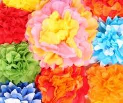 Making Flowers Out Of Tissue Paper For Kids - 160 best cinco de mayo images on pinterest parties kids crafts