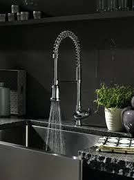 kitchen sink faucet with sprayer repair parts diverter problem