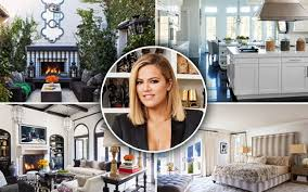 khloe home interior glam or gaudy inside khloe s the top moroccan mansion