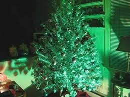 my 2012 christmas tree a 1960 u0027s evergleam aluminum christmas
