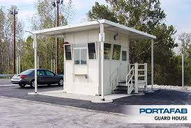 security booth guard booths portafab guard house security booths portafab