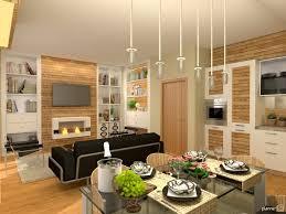 arredare sala da pranzo appartamento 95mq living apartment ideas planner 5d