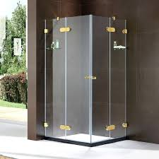 Curved Shower Doors Curved Shower Doors More Views Curved Shower Door Rollers