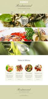 site cuisine free html5 theme for restaurant site
