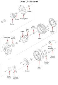 prestolite leece neville showy auto alternator wiring diagram