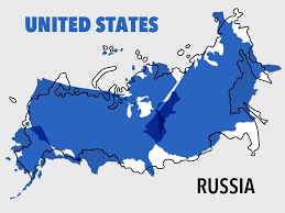 Map The World by 15 Overlay Maps That Will Change The Way You See The World