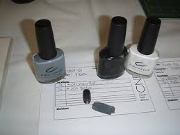diy trick how to make your own runway worthy nail polish glamour