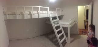 home design bed 2 loft beds in one room 1 87 cool wegoracing