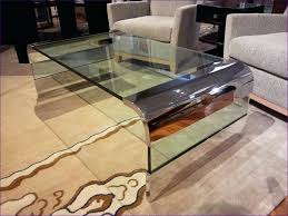 living room dark wood coffee table with glass top coffee table