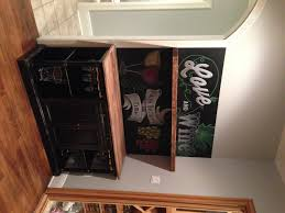 Bar Decorations For Home Wall Decorations For Your Home Using Chalkboard Art Chalk It Up
