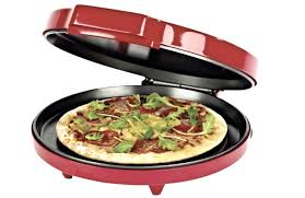 Toaster Oven Pizza Pan 30cm Pizzeria Electric Pizza Toaster Oven Maker Cooker Non Stick