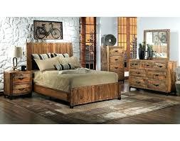 real wood bedroom sets reclaimed wood bedroom sets wood furniture bedroom sets furniture