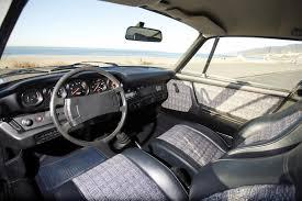 Porsche 911 Interior - interior 1975 porsche 911 s 2 7 coupe