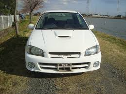 toyota starlet granza 1999 used for sale