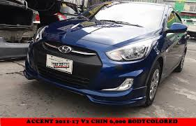 hyundai accent brand price welcome clifford paint and bodykits