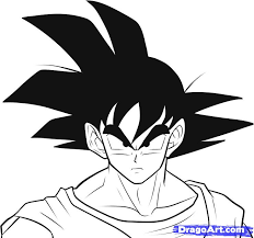 draw dragon ball pictures