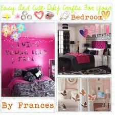 crafts for bedroom diy bedroom crafts site about children