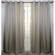 Light Grey Drapes Hd Couture Regina Faux Linen Blackout Drapery Panels