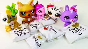 Halloween Cookie Gifts Fan Mail 24 Mystery Surprise Mommies Gifts Littlest Pet Shop