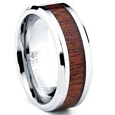 mens wedding bands wood inlay mens wedding rings wood inlay stockcom mens wedding bands tungsten