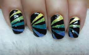25 nail line design pictures of nail art nail art designs 2014