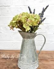 country pitcher jug vases ebay